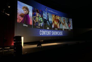 Videoproiezioni grandi schermi